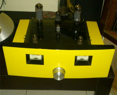 Tube Audio Amplifier Products